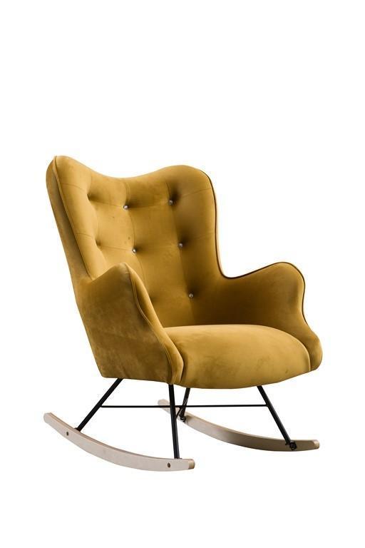 fotel capri krysztal noga bujana velluto 8
